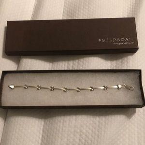 Silpada gently used bracelet